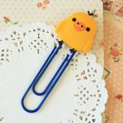 Little Chick cartoon jumbo paper clip