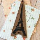 Eiffel Poulain vintage style ruler