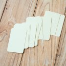 Ivory Magnolia blank business cards