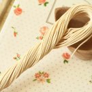 30m Cream East of India Paper Twist String