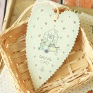 Special Dad East of India Large Heart gift tags