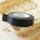 Black Classiky Winter Washi Tape