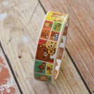 I Love Rilakkuma cute cartoon medium deco paper tape