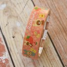 Lovely Strawberry Rilakkuma cute cartoon medium deco paper tape