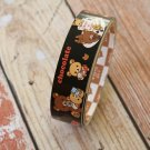 Chocolate Rilakkuma cute cartoon medium deco paper tape