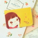 Lemon Cookys Girl cartoon card holder