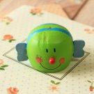 Fish cartoon mini wooden pencil sharperner