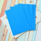 Deep Blue Craft Style blank postcards