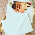 Pale Blue plain C6 banker envelopes
