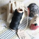 Black East of India 18m Hemp Cord