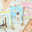 Set 04 Cute Mini Cartoon blank greeting cards