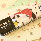 Swim Romantic Girl cartoon pen box