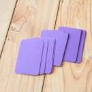 Amethyst Purple blank business cards