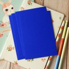 Royal Blue postcard blanks
