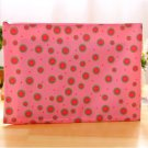 Pink Summer Fruits File Bag