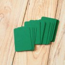 Holly Green blank business cards