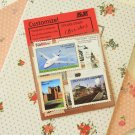 Set 02 Travellers Notebook deco stamp stickers