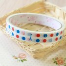 Dotty Paris cartoon deco tape Series 9