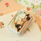 Hoyts retro cartoon mini tin box