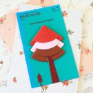 Scandinavian Forest bookmark tree
