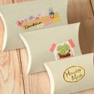 Chipboard Grey DIY Large pillow boxes