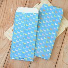 Puppy Dog Cartoon Animals Tall Envelopes