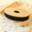 Black Solid Divine Twine 20yd string spool