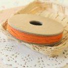Orange Solid Divine Twine 20yd string spool