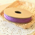 Purple Solid Divine Twine 20yd string spool
