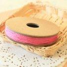 Deep Pink Solid Divine Twine 20yd string spool
