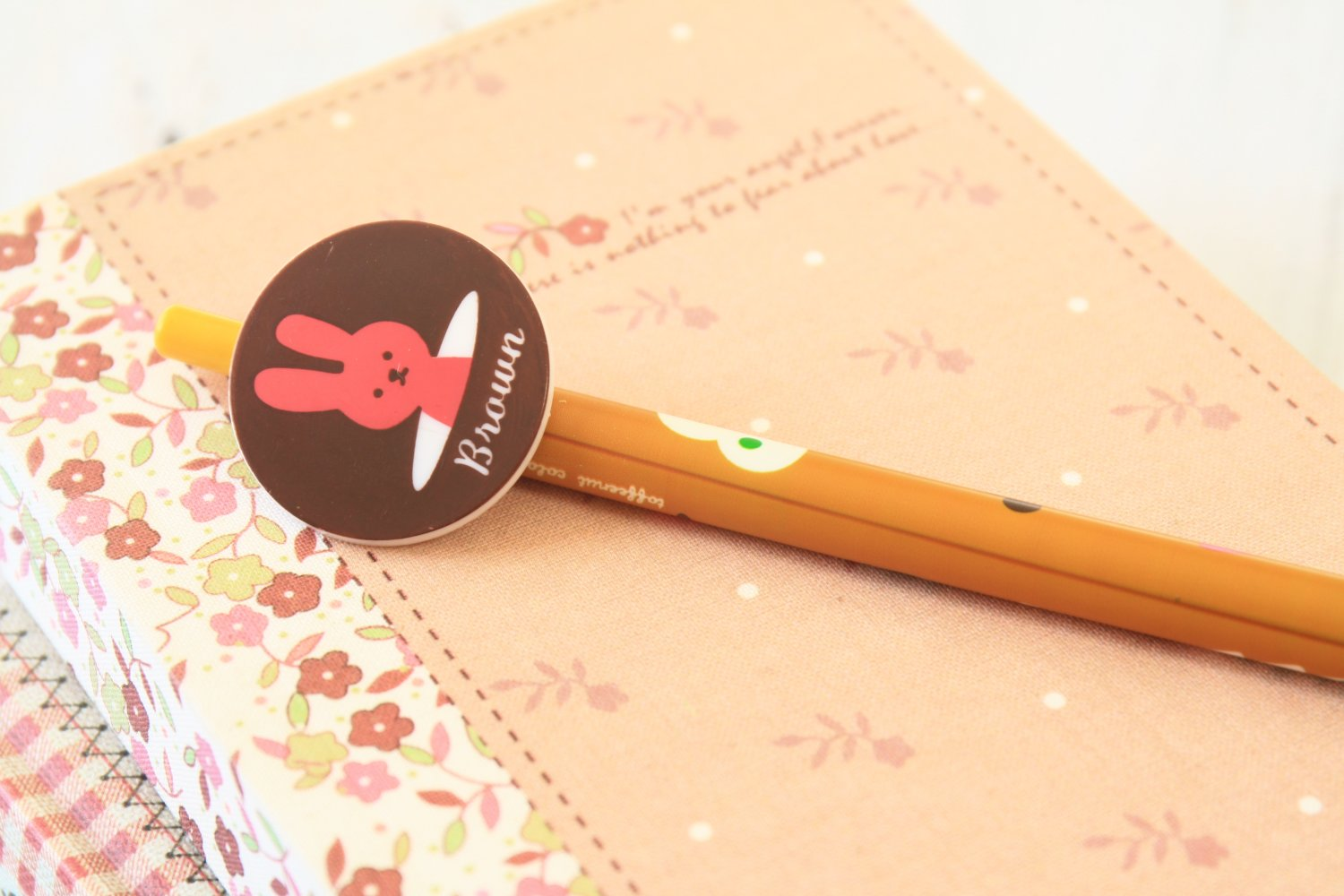 Brown Toffeenut cute cartoon ballpen