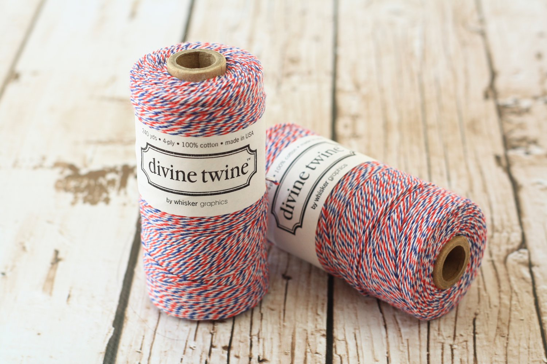 Airmail Divine Twine 240yd string spool