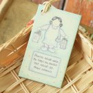 Shopping East of India printed gift tags