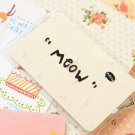 03 Meow Cat cartoon card holder