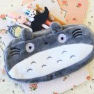 Totoro plush cartoon pen bag