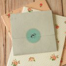 Chipboard Grey NO Glue CD sleeve envelopes