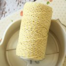 Saffron Yellow 20m Everlasto Bakers Twine string spool
