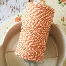 Pumpkin Orange 20m Everlasto Bakers Twine string spool
