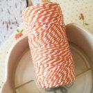 Tangerine Orange 20m Everlasto Bakers Twine string spool