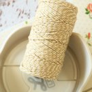 Blonde Light Brown 20m Everlasto Bakers Twine string spool
