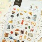 Le Marais Sonia cafe deco scrapbooking stickers