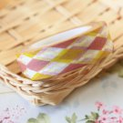 Brown Argyle fancy washi tape