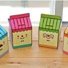 Cutie Paper milk carton coin box