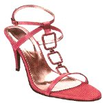 Vincci T-BAR HEEL  (RED)