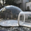 Bubble Tent. Inflatable Bubble Tent, Stargaze Tent with Tunnel Entrance.