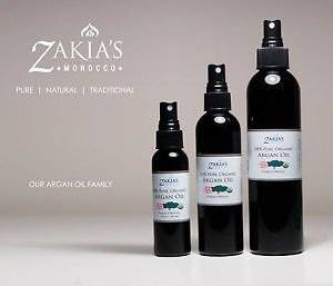 100 % Pure, Organic Argan Oil-Fragrance Free 2 oz, 4 oz, 8 oz and 16 oz