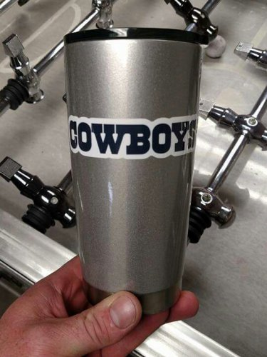 20 oz yeti tumbler dallas cowboys