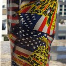 30 oz dont tread on me ozark yrail tumbler