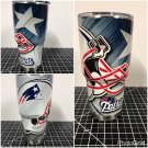 30 ounce New England Patriots Ozark Trail tumbler