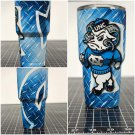 UNC Tarheels 30-ounce Tumblr